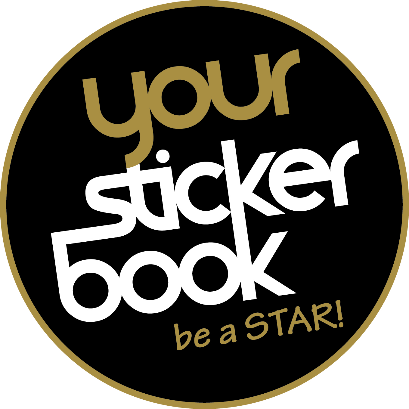 YourStickerBook