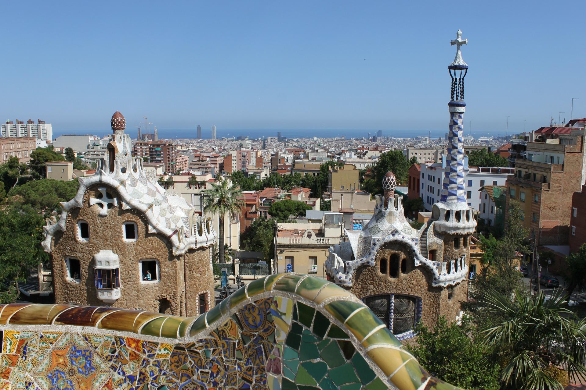 RES Touristik Pauschalreise Barcelona