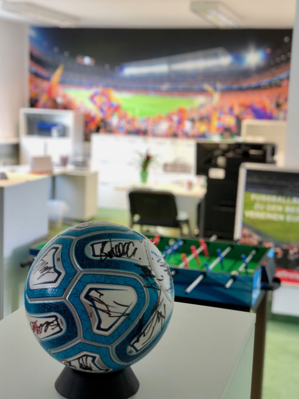 fussballreisen.at übersiedelt ins neue Kompetenzzentrum in Wien