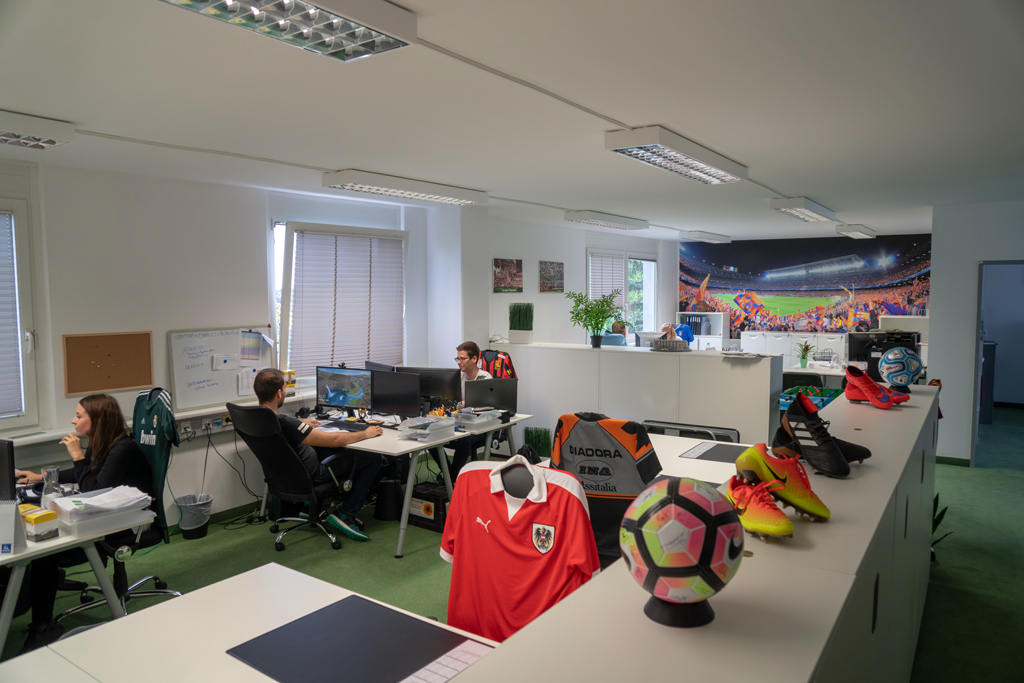 RES Touristik - fussballreisen.at übersiedelt nach Wien