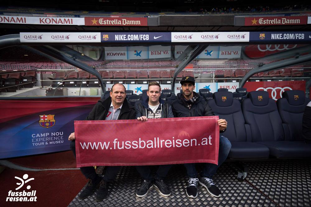 Stefan Maierhofer, Martin Scherb & fussballreisen.at